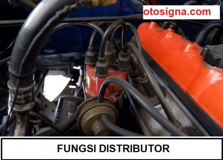 fungsi distributor