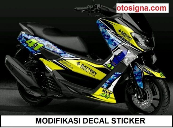 modifikasi-n-max-decal-sticker