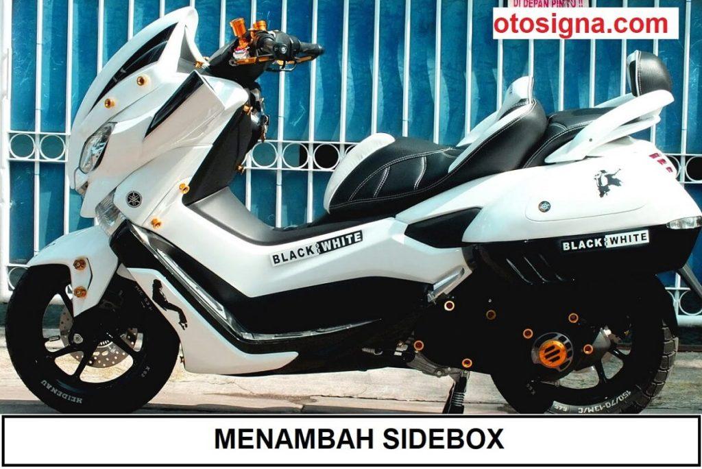 modifikasi n max sidebox