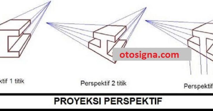 proyeksi perspektif