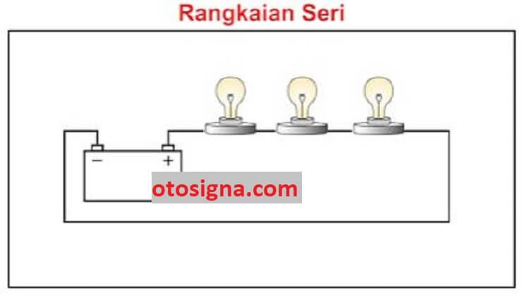 rangkaian kelistrikan sederhana